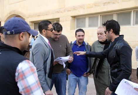 صورـ أحمد صفوت ضابط شرطة يحقق في جرائم