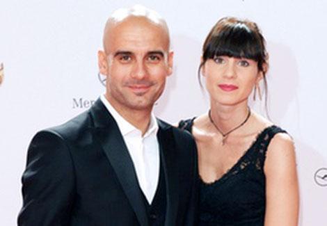 بالصور.. جوارديولا يتزوج بعد علاقة استمرت 20 عاما وأثمرت 3 أبناء-جوارديولا (3)