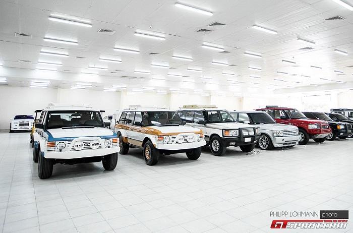 صور وفيديو: اسطول سيارات اسطورى لشيخ اماراتى 3 4/8/2015 - 11:14 م