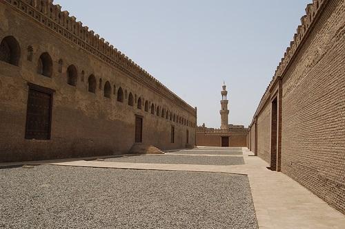 بالصور..مسجد أحمد بن طولون بالقاهرة-ahmed (2)