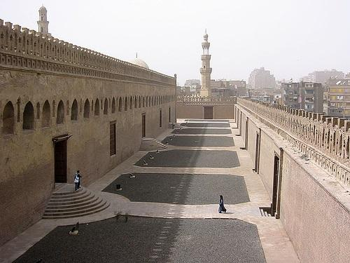 بالصور..مسجد أحمد بن طولون بالقاهرة-ahmed (3)