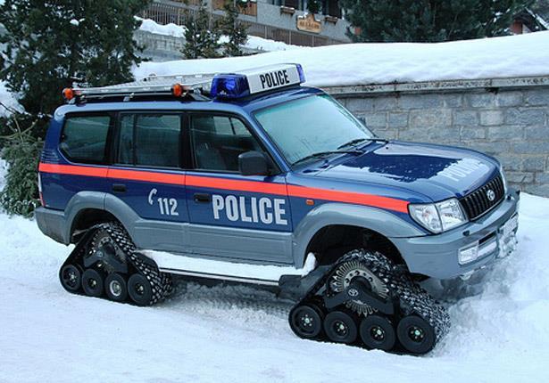 بالصور: أجمل وأغلى سيارات شرطة في العالم 12 20/1/2015 - 1:18 ص