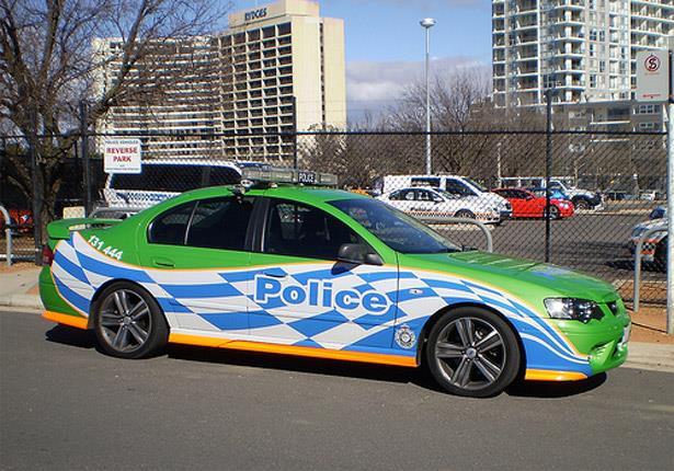 بالصور: أجمل وأغلى سيارات شرطة في العالم 17 20/1/2015 - 1:18 ص