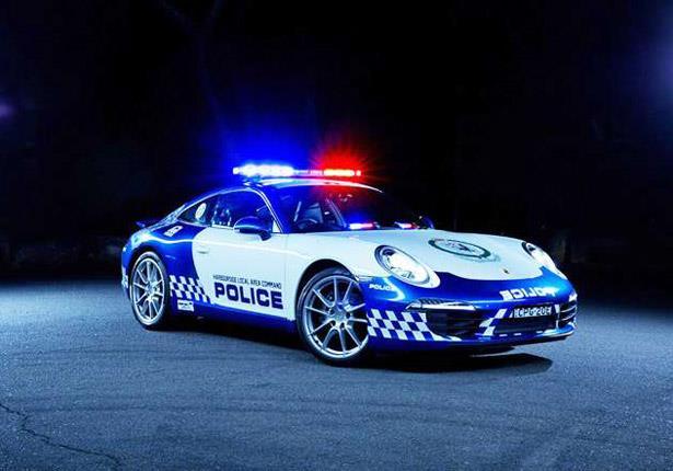 بالصور: أجمل وأغلى سيارات شرطة في العالم 20 20/1/2015 - 1:18 ص