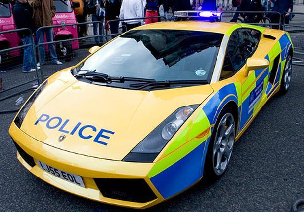 بالصور: أجمل وأغلى سيارات شرطة في العالم 1 20/1/2015 - 1:18 ص
