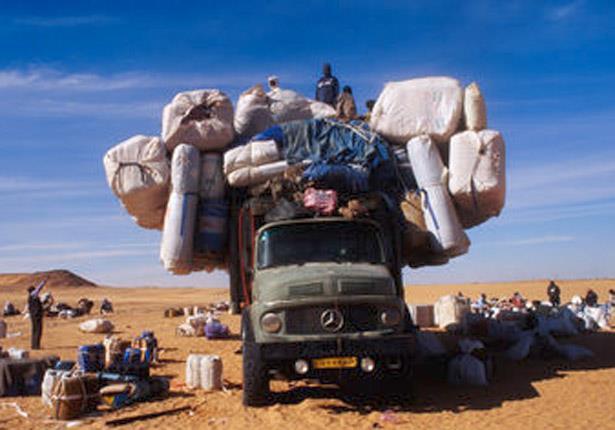 أغرب وأطرف وسائل النقل في العالم 7 7/2/2015 - 12:07 ص
