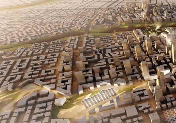 20 صورة توضح تصميم العاصمة الجديدة لمصر يتحدى دبي و اوربا 1 15/3/2015 - 1:08 ص
