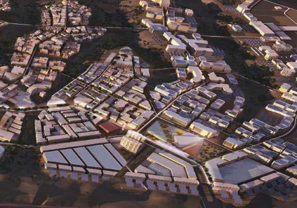 20 صورة توضح تصميم العاصمة الجديدة لمصر يتحدى دبي و اوربا 5 15/3/2015 - 1:08 ص