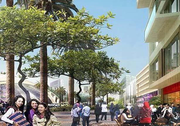 20 صورة توضح تصميم العاصمة الجديدة لمصر يتحدى دبي و اوربا 6 15/3/2015 - 1:08 ص
