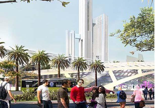 20 صورة توضح تصميم العاصمة الجديدة لمصر يتحدى دبي و اوربا 7 15/3/2015 - 1:08 ص