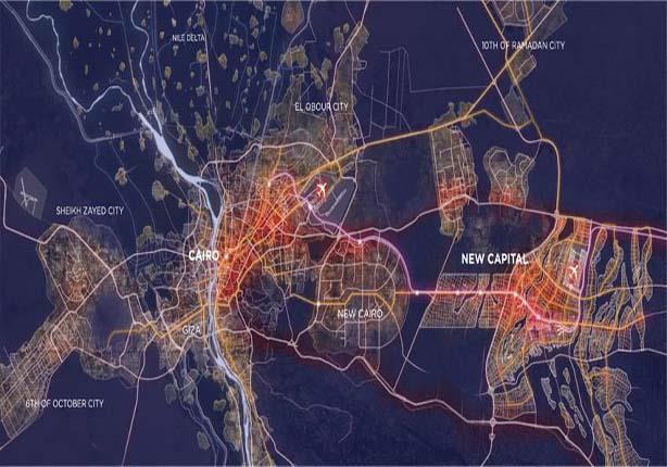 20 صورة توضح تصميم العاصمة الجديدة لمصر يتحدى دبي و اوربا 14 15/3/2015 - 1:08 ص