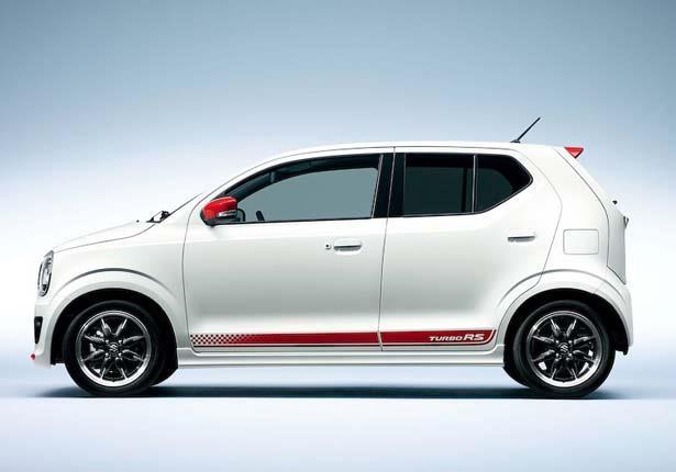 السيارة سوزوكي التو 2015 الجديدة كليا سيارة عائلية صغيرة الحجم