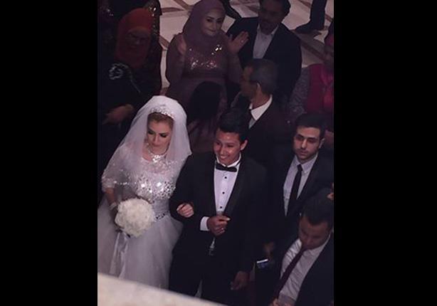 بالصور.. أوكا وأورتيجا وكاريكا يشعلون حفل اللاعب عمرو جمال