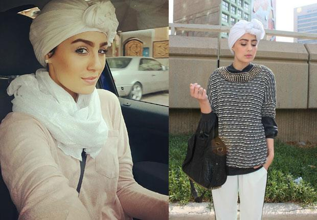 بالصور:من هي المحجبة الكويتية التي تفوقت على المشاهير بعدد المتابعين على انستغرام؟