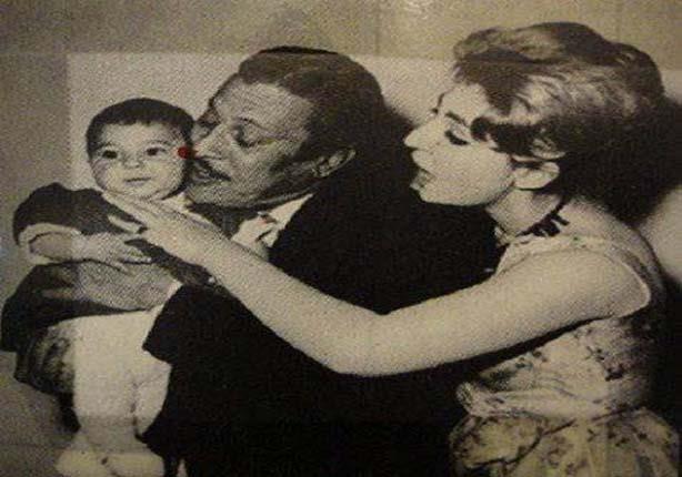 نتيجة بحث الصور عن زفاف عماد حمدي