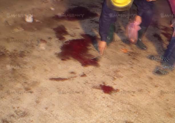 مقتل مساعد شرطة انفجار المحلة