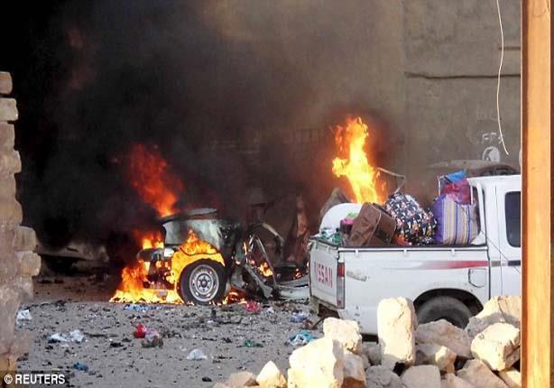 صحيفة: داعش تستولى على الأنبار والرمادي بالعراق وتترك جثث الجنود متفحمة