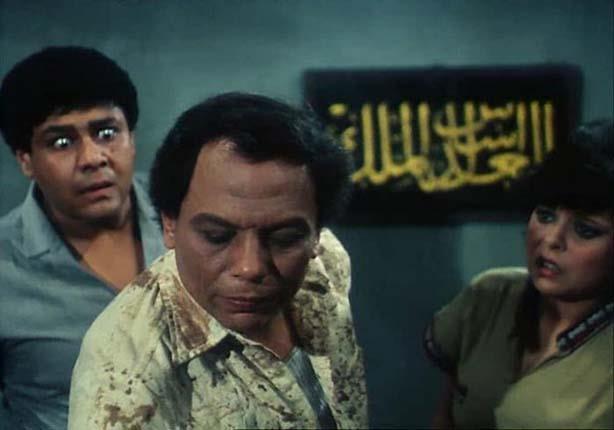 عادل إمام ومحمد الشرقاوى فى فيلم الافوكاتو