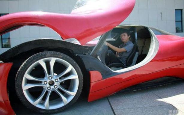 احدث اخبار السيارات عيون 2015_
