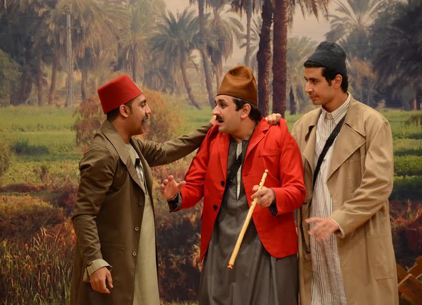 نتيجة بحث الصور عن مسرح مصر اثار جانبية