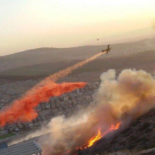 نتيجة بحث الصور عن اسرائيل تحترق