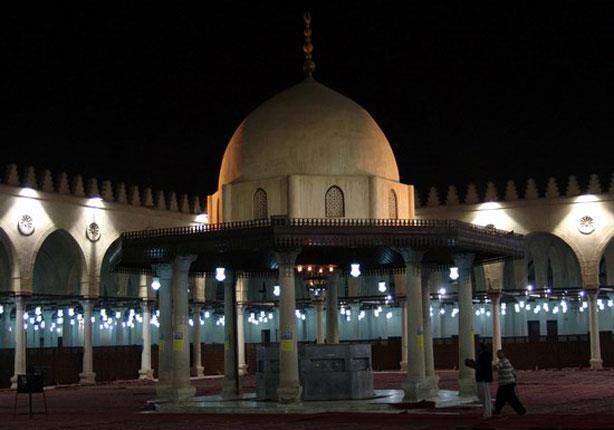 مسجد العاص 1375 عامًا أزهر 2016_11_8_15_56_42_4