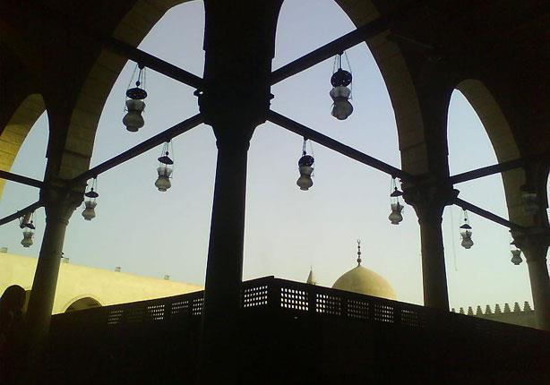 مسجد العاص 1375 عامًا أزهر 2016_11_8_15_57_0_65