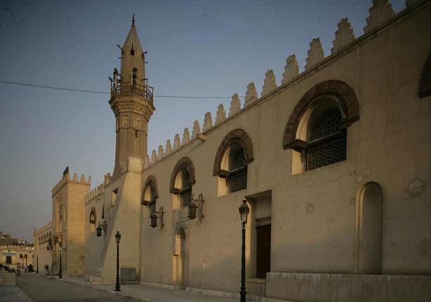 مسجد العاص 1375 عامًا أزهر 2016_11_8_15_57_23_6