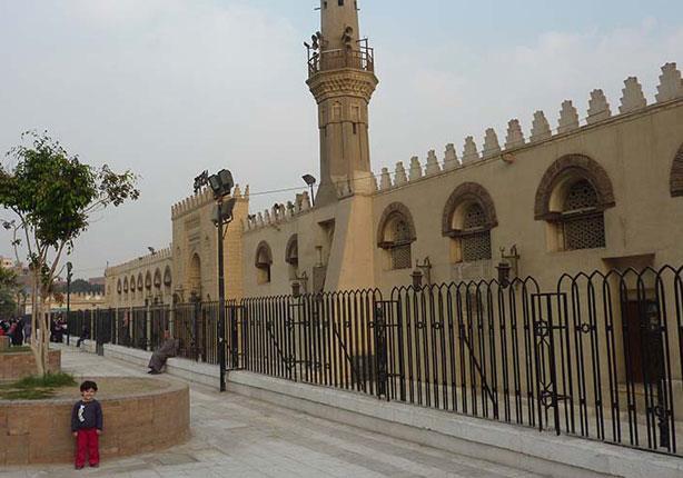 مسجد العاص 1375 عامًا أزهر 2016_11_8_15_57_44_9