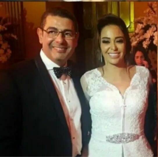 2016 12 18 13 34 44 469 - بالصور زفاف داليا البحيري على رجل أعمال بأحد فنادق القاهرة