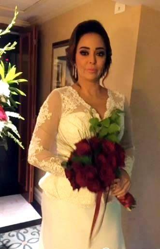 2016 12 18 13 37 34 876 - بالصور زفاف داليا البحيري على رجل أعمال بأحد فنادق القاهرة
