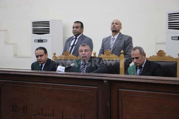 في قضية اغتيال النائب العام السابق.. حضر القضاة وغاب المتهمون -(صور وفيديو)