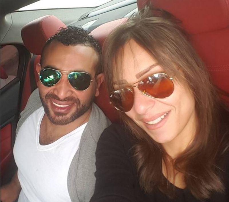نتيجة بحث الصور عن احمد سعد و سميه الخشاب