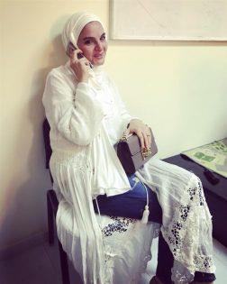 نتيجة بحث الصور عن .أول ظهور للمطربة شيماء سعيد بعد ارتدائها الحجاب