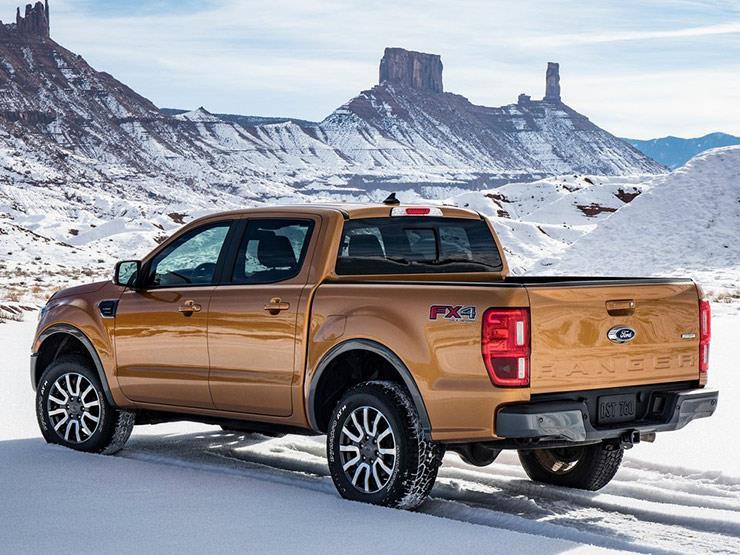 فورد تطلق سيارتها Ranger الجديدة