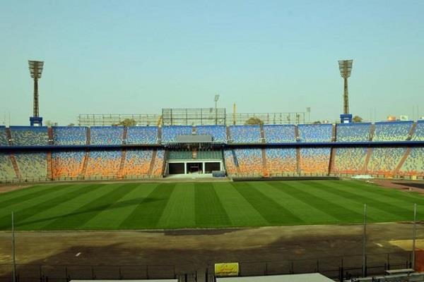 الأستعدادات النهائية لبطولة الأمم الأفريقية