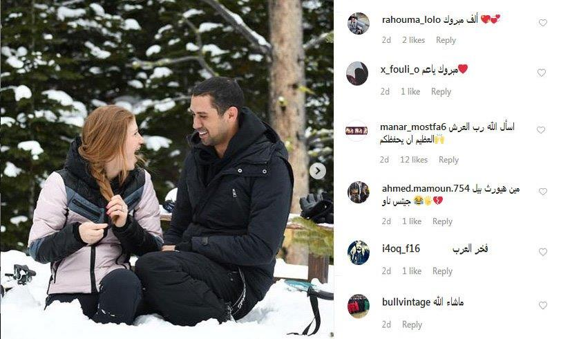 يا بختك وفخر العرب .. تعليقات على ارتباط الفارس المصري بإبنة بل جيتس 2