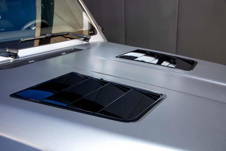 مرسيدس AMG G63 بقدرات غير عادية بفضل تعديلات بوسايدون الألمانية
