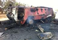"""""""حصل وأنت نايم"""".. مقتل ضابط شرطة في سيناء ومطاردة أعلى الدائري"""