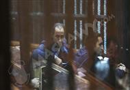 بالصور..تأجيل محاكمة جمال وعلاء مبارك في