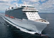 بالصور - سفينة سياحية ترتفع أعلى من أهرامات الجيزة بمرتين ونصف