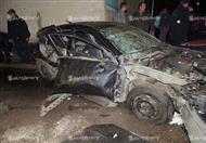 أمن بورسعيد: سيارة استراحة القضاة خاصة بمستشار في ''قضايا الدولة'' (صور)