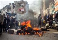 تفجيرات ونيران وقتلي .. في الذكري الرابعة للثورة تسلسل زمني