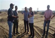 بالصور.. محافظ بورسعيد يتفقد الرصيف البحري الجديد استعدادا لزيارة ''السيسي''