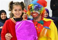 """بالصور.. """"عاشوراء"""" فرحة الأطفال بالمغرب"""