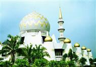 21 صورة ترصد روعة فن المعمار بمساجد ماليزيا