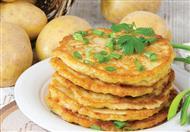 إفطار اليوم: فطائر البطاطس