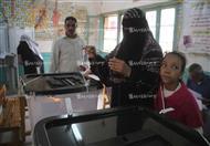 عدسة مصراوي ترصد العملية الانتخابية في الشرابية والزاويا الحمراء