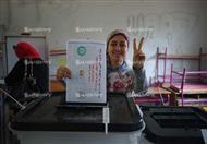 11 صورة ترصد سير العملية الانتخابية بالتجمع الخامس