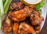 بالصور: أجنحة الدجاج على طريقة بيتزا هات